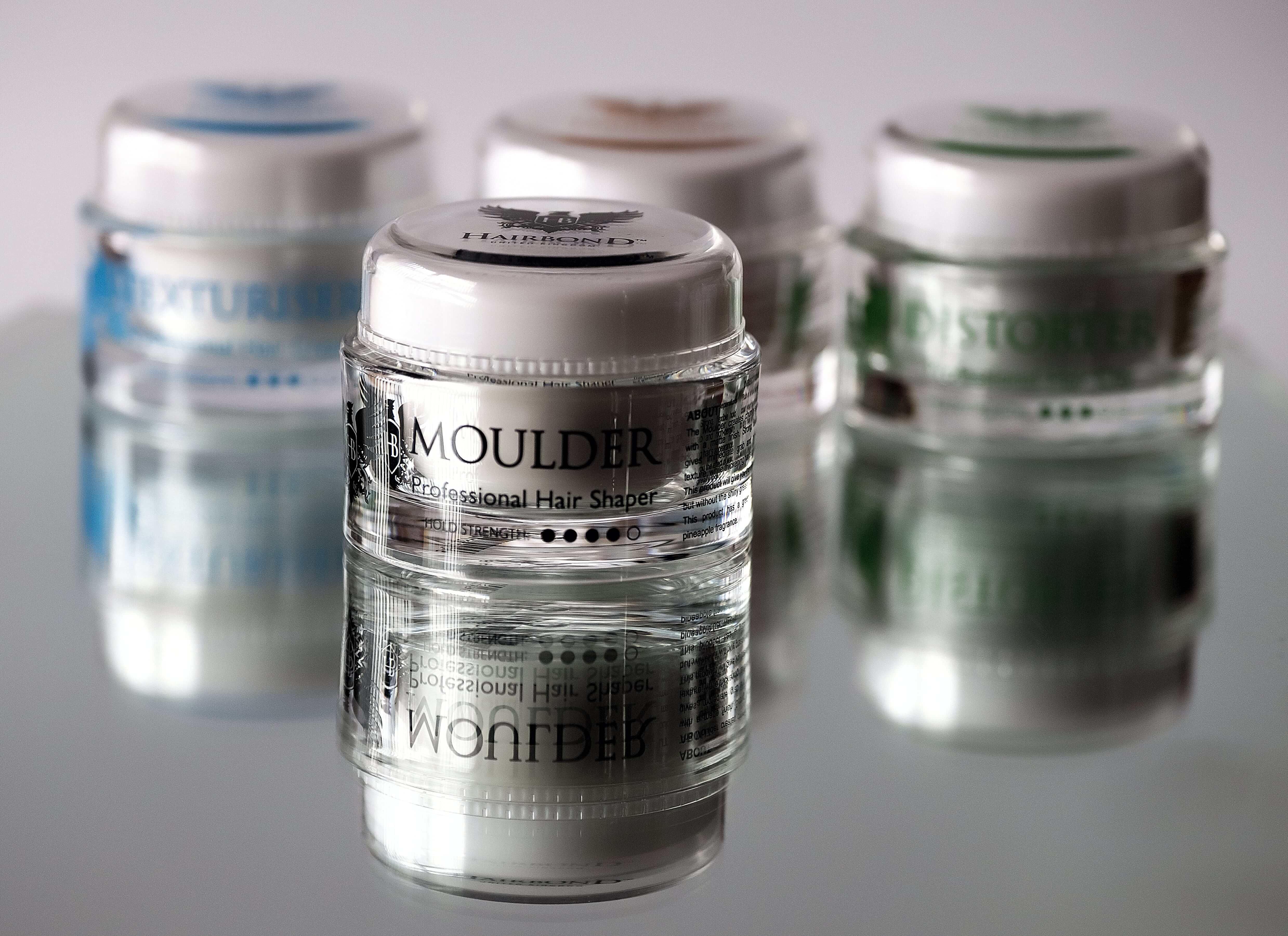 Hairbond - Moulder Distorter Shaper Texturiser