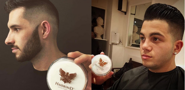 hairbond gripper pomade customers models