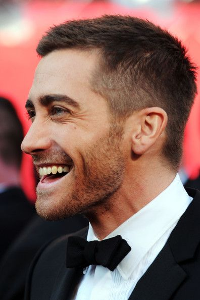 Jake Gyllenhaal hair